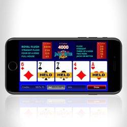 video poker appareils mobiles iphone